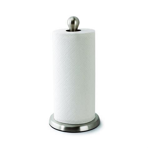 towel holder umbra tug paper towel holder smoke ebay