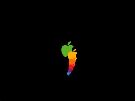 apple wallpaper classic 1024x768 apple classic black by jompa desktop pc and mac