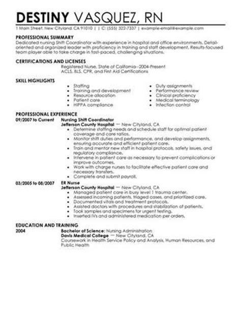 Staff Sle Resume by Exle Staff Resume Free Sle 28 Images Icu Staff Resume 28 Images Top 10 Resume Exle Writing
