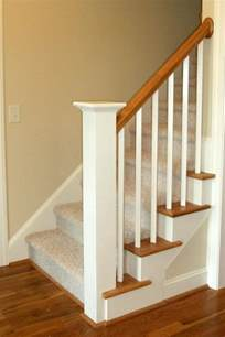 staircase trim ideas