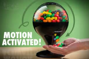 Motion Activated Led Light Candy Magic Motion Activated Candy Dispenser
