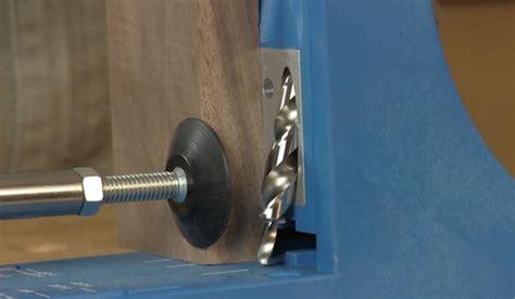 pocket hole jig woodworking blog
