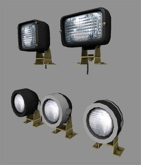 The Light Ls by Fs 2013 Worklight Pack V 1 0 Tractor Tuning Mod F 252 R
