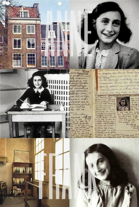 anne frank encyclopedia of world biography anne frank on pinterest facts about the holocaust anne