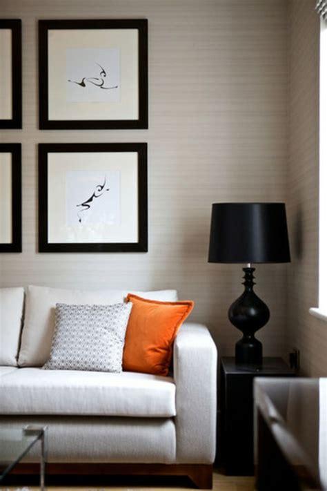 Wohnzimmer Verschönern by Wandfarbe Schlafzimmer Schwarzes Bett