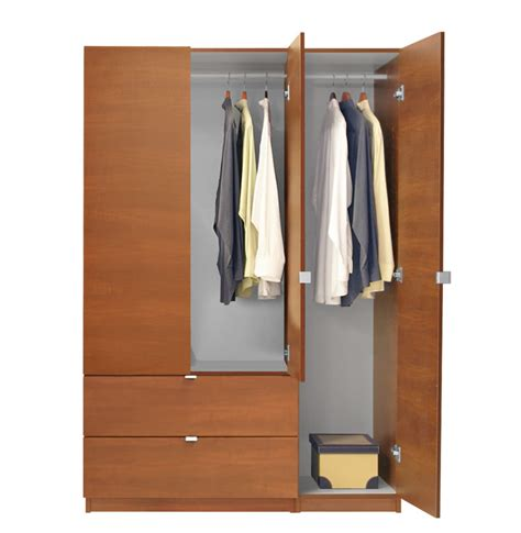 wardrobe armoir alta wardrobe armoire 3 door armoire right opening contempo space