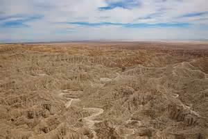 where is anza borrego anza borrego desert state park borrego badlands region