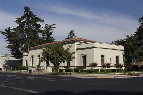 Us Post Office California by United States Post Office Merced California