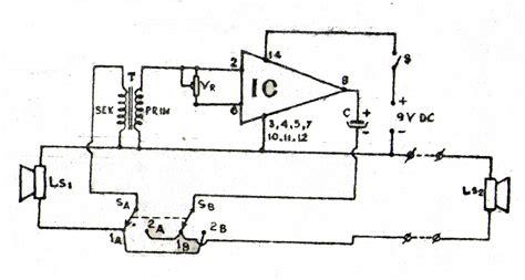 gambar rangkaian membuat lu led fungsi transistor pada intercom 28 images fungsi