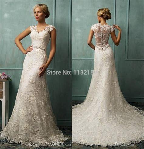 vestidos renda novia sweetheart ivory bride