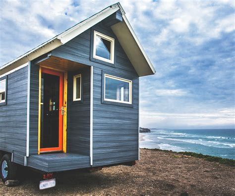 super small homes these super customizable monarch tiny homes cost just