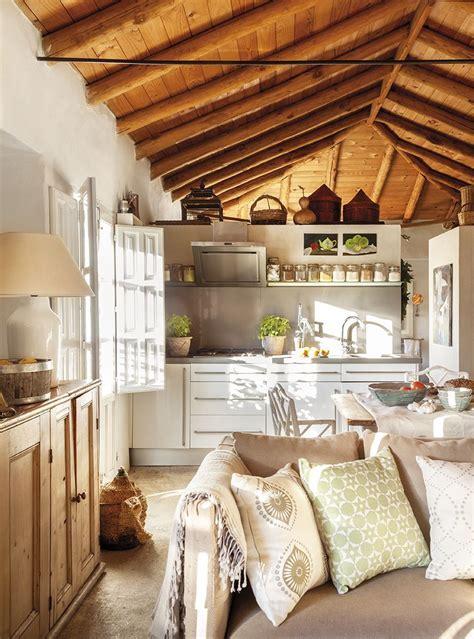 en la intimidad casas rusticas decoracion de cocinas