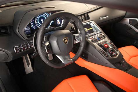 lamborghini inside view lamborghini aventador the new bull to scare us all images