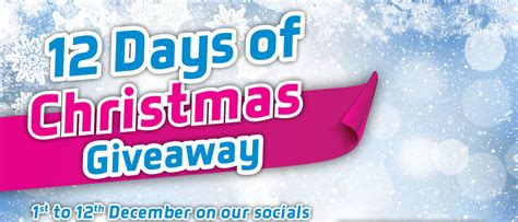 Win 12 Days Of Christmas Giveaway - terry white chemists 12 days of christmas giveaway australian competitions