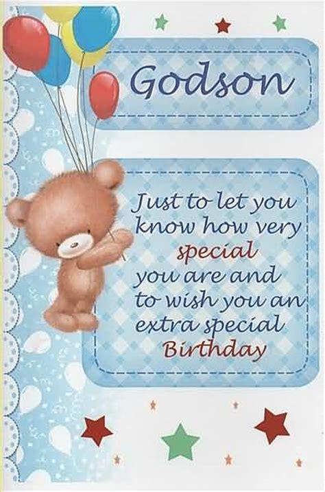 Happy Birthday To My Godson Quotes Happy Birthday Wishes For Godson Page 6 Nicewishes Com