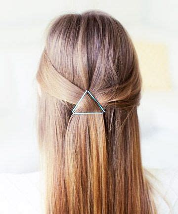 easy hairstyles no bobby pins hairstyles with bobby pins and hair ties hair