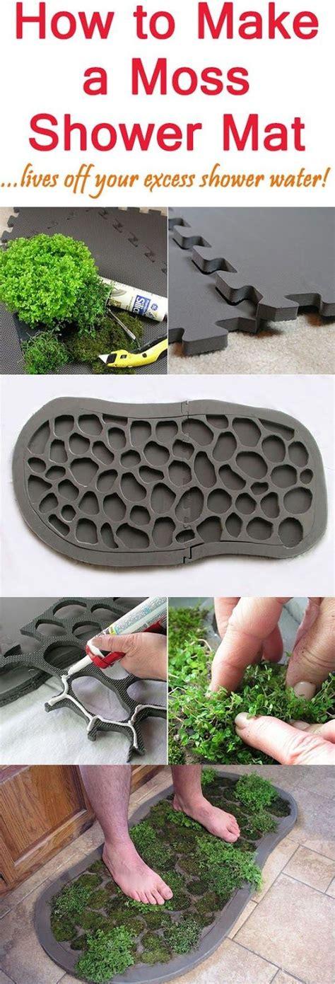 how to make a moss rug 25 best ideas about moss bath mats on shower mats bath mat design and green bath mats