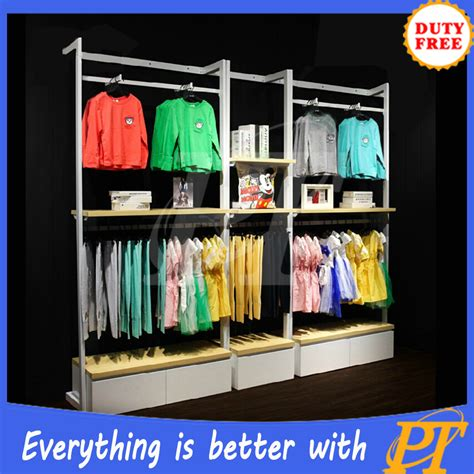 kids clothing storage children clothing store furniture kids clothing display