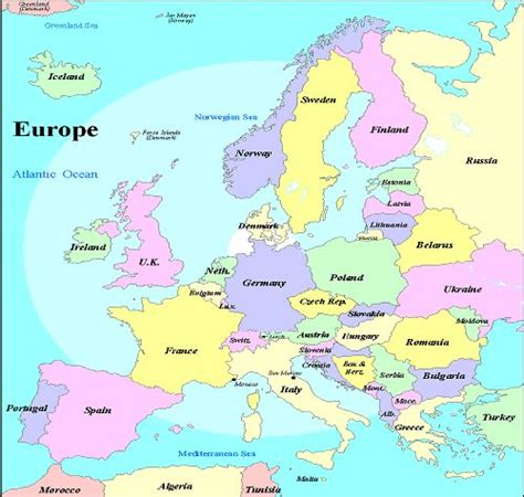 map of whole europe minorities in europe instruments of minority