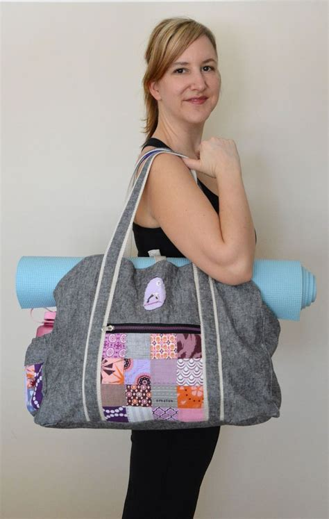 tutorial yoga bag the 25 best ideas about yoga bag pattern on pinterest