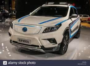 China Risks Electric Car Shakedown Baic Stock Photos Baic Stock Images Alamy