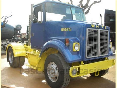 volvo highway tractor for sale used volvo white road tractor units for sale mascus usa