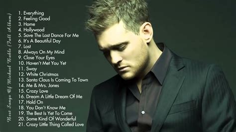 best of michael buble best of michael bubl 233 hd hq mundo del jazz pinterest