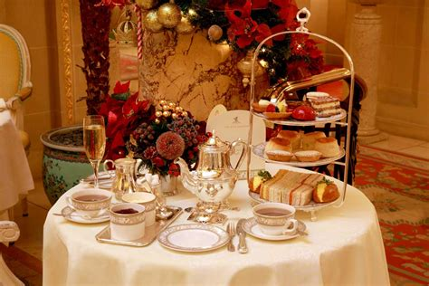 formal christmas tea 10 best places for afternoon tea in a wanderlust