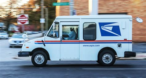 postal vehicles charged evs us postal service commissions prototypes for