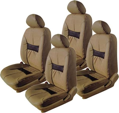 ford seat covers india dgc leatherette car seat cover for ford figo price in
