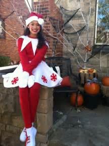 black santa up easy on the shelf costume shirt