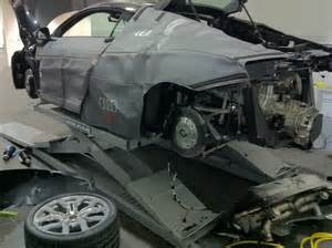 transmission ripped out of new r8 spyder v10 after owning