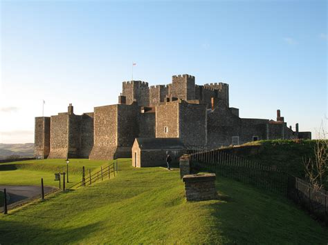 dover castle dover castle in england