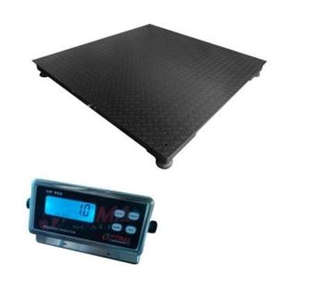 prime 5000 lb wireless floor scale 5 000 lb 5 x 5 floor scale