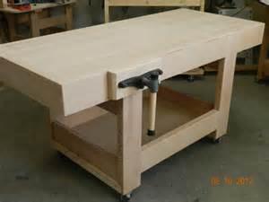 build own workbench how to build a diy workbench dowelmax