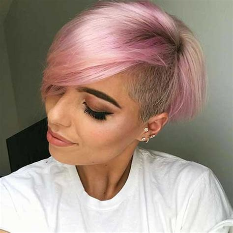 short hair popular hair colors 50 the coolest short hairstyles and hair colors for women