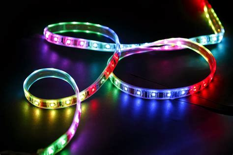 myled led string light for commercial application
