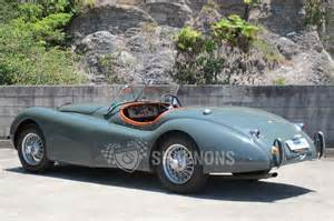 Jaguar Xk 120 Roadster Sold Jaguar Xk 120 Roadster Auctions Lot 19 Shannons