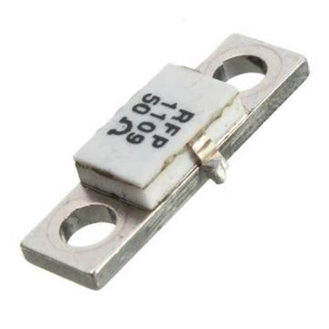 resistor dummy load box 100w dummy load rf rfp 1109 microwave resistor power watt 50ω 0 3ghz sale banggood sold out