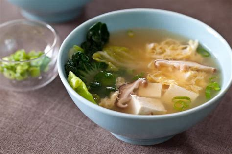 miso soup recipe dishmaps