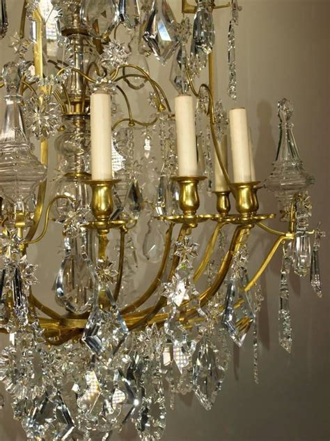 baccarat chandelier for sale antique chandelier by baccarat for sale at 1stdibs