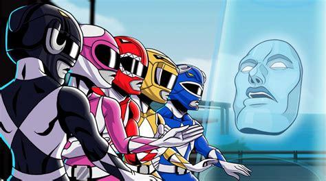 Baru Mighty Light mighty morphin power rangers mega battle siap bertarung di ps4 xbox one