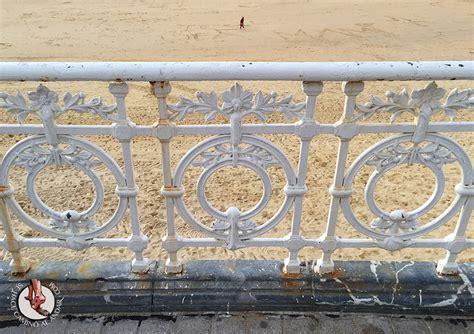 la barandilla de san sebastian barandilla de san sebastian trendy barandilla de la playa
