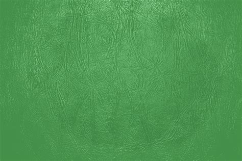 Green Leather by Green Leather Up Texture Picture Free Photograph