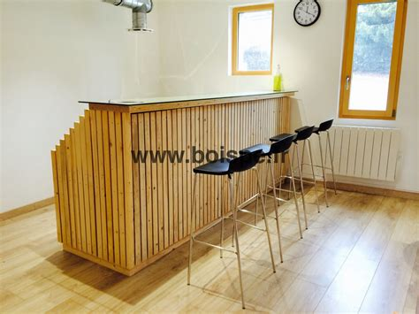 Construire Un Bar En Bois 3154 by Fabriquer Un Bar Tr 232 S Design 224 Partir Du M 233 Cano Mob