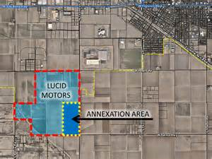 Electric Car Company In Casa Grande Casa Grande Annexes Rezones Land For Lucid Plant Pinal