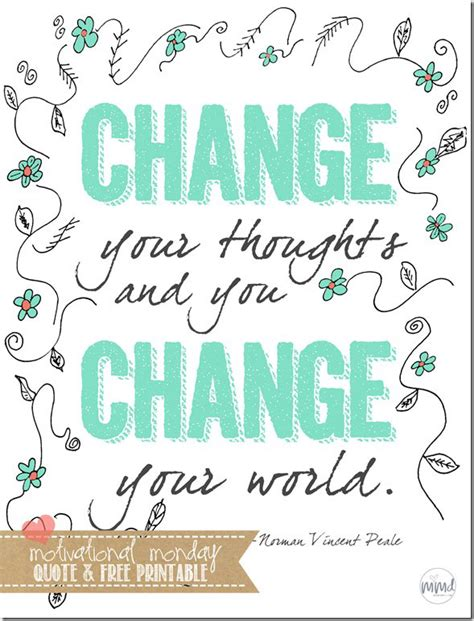 printable quotes about change motivational printable quotes for work quotesgram