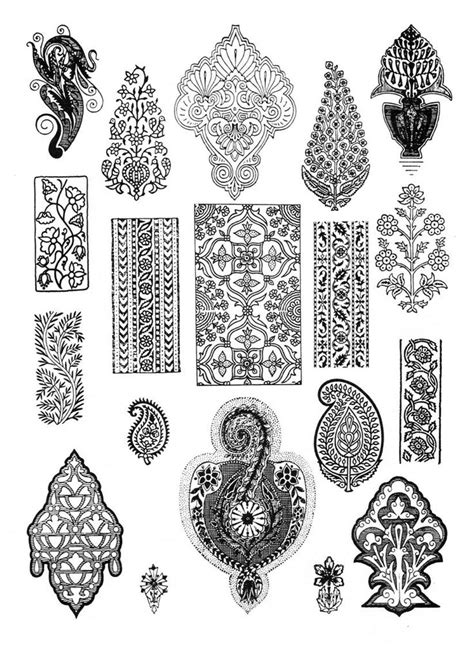 pattern illustrator indian 17 best ideas about indian patterns on pinterest batik