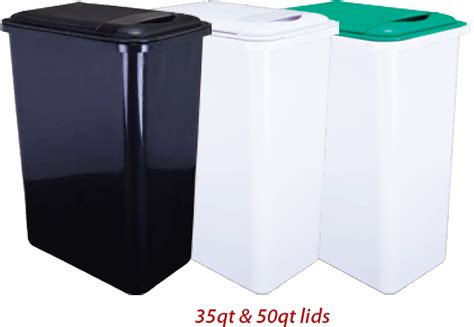cabinet trash can replacement new or replacement poly waste cans new or replacement