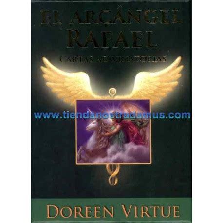 cartas adivinatorias del arcangel el arcangel rafael cartas adivinatorias tienda nostradamus